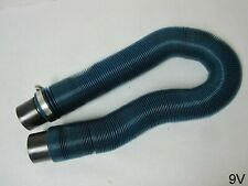 "Expandable Wet Dry Vacuum Hose Assembly Blue 2"" ID"
