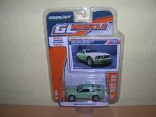 Greenlight 2006 Ford Mustang GT grün green, 1:64