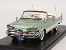 Dodge Customs Royal Lancer Convertible 1959 Metallic Turquoise/Wh 1:43 NEO 49565