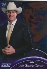 S8 JOHN BRADSHAW LAYFIELD JBL 2004 Topps WWE Apocalypse FOIL SMACKDOWN