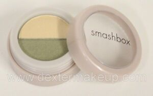 Smashbox Rapture Eye Shadow Duo in 'Delightful' (shimmery gold and green) NEW!