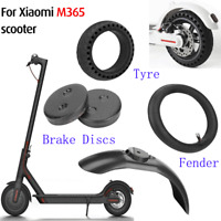Repair Spare Parts Tyre Fender Brake Disc For Xiaomi Mijia M365 Electric Scooter