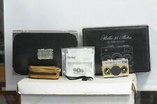 Rollei 35 Platin 35mm Film Camera Unused