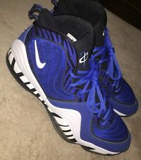 Nike Air Penny 5 Royal Blue 100% AUTHENTIC Sz 14