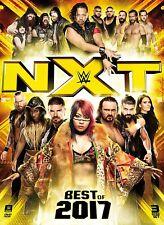 WWE Best Of NXT 2017 [3x DVD] *NEU* next Nakamura, Roode, Asuka, McIntyre