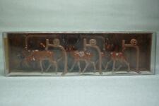 VINTAGE Mahale FIGURAS Box - ESCALA H0 - Los Ciervos Rojos set- 2410 (1.fig-26)
