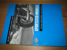 Harley Handbuch elektrische Diagnose Sportster Modelle 99495-02 Hugger 883 1200