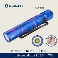 Olight I5 UV 365nm UltraViolet Black Light Useful and Waterproof for Daily