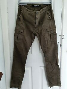 Mens superdry cargo trousers