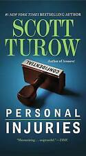 NEW Personal Injuries by Scott Turow