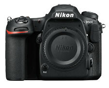 BRAND NEW Nikon D500 20.9MP DX-Format CMOS Digital SLR Camera Body Black