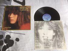 33 Tours SOPHIE MARCEAU 1985 - Certitude (LP)  PATHE 1729881