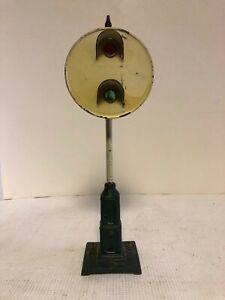 Ives Vintage Prewar Standard Gauge No. 331 Target Signal
