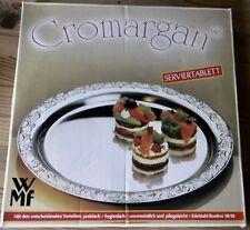WMF para servir extraíble plataforma serveeblad Cromargan 18/10 70er 70s aproximadamente noble