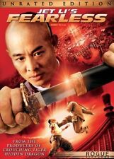 Jet Li's Fearless (Dvd, 2006, 2-Discs, Unrated/Theatrical Ed)