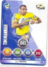 Parramatta Eels 2016 Season NRL & Rugby League Trading Cards