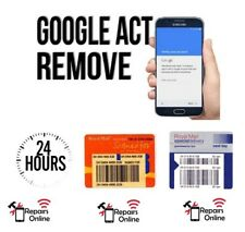 Samsung Motorola Alcatel Xperia FRP Google Account Bypass Removal Repair Service