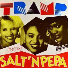 "7"" Salt-n-Pepa Tramp (remix)/push it Dureco rap hip-hop NL ORIG. 1987 like new!"