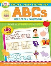 I'm Learning the Bible Activity Book Ser.: Trace and Learn Sticker Fun: ABCs...