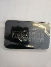 Final Fantasy VII/7 Shinra Card GAMESTOP PRE ORDER BONUS