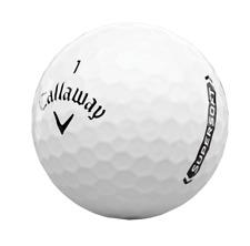 1 (12) Dozen 2021 Callaway SuperSoft Mint Golf Balls AAAAA++ Flawless!