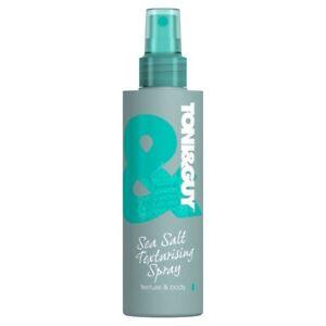 Toni and Guy Hair Texturising Sea Salt Spray 200ml