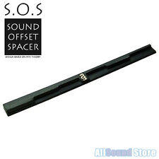 Sound Offset Spacer Compensated Guitar Nut S.O.S for ACOUSTIC Guitar MTS Theory