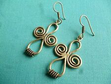 BOUCLES D'OREILLES TOUAREG.BERBERE. ZARCILLOS ORIENTAL EARRINGS ROBE JUPE