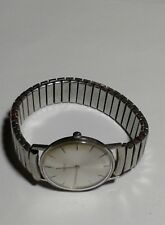 ZODIAC Vintage Swiss made Ultra-Thin hand winding Stainless Steel Mens Watch