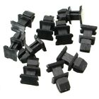 10*Plastic Panel-Clip Buckle Push Retainer For Mercedes Benz W124 R129 W140 W20