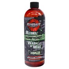 Renegade Moneyshot Wash N' Wax Carnauba Formula Renegade Products USA (24 OZ)