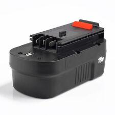 2000mAh Battery For Black & Decker Firestorm 18V 18 Volt FS18BX FS180BX HPB18