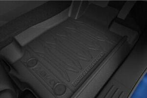 Ford Ranger Wildtrak 2019 Genuine Ford Performance Rubber Floor Mats interior