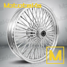 FAT SPOKE WHEEL 21X3.5 FOR INDIAN MOTORCYCLE CHIEF CRUISER BAGGER TOURING MODELS