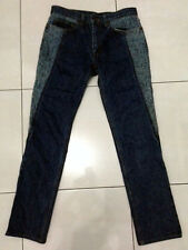"Authentic HYSTERIC GLAMOUR ""ACID SNAKE"" jeans size 28"