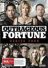 OUTRAGEOUS FORTUNE Series - SEASON 4 : NEW DVD