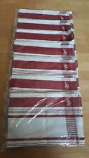 Geschirrtuch Küche Merchandise Cotton- Baumwolle Iglo rot-weiss OVP