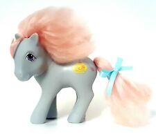 Vintage G1 My Little Pony Perfume Puff DAINTY DAHLIA ~ Smells Lovely!