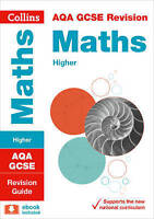 AQA GCSE Maths Higher Tier Revision Guide by Collins GCSE (Paperback, 2015)