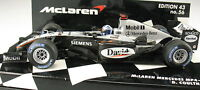MINICHAMPS - F1 McLAREN Mercedes MP 4-19 - D Coulthard - EDITION - 1:43 - 56