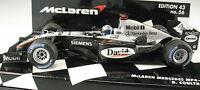 MINICHAMPS - F1 McLAREN Mercedes MP 4-19 - D Coulthard - EDITION - 1:43 - 56