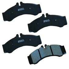 Disc Brake Pad Set-Stop Semi-Metallic Brake Pad Front,Rear Bendix SBM949