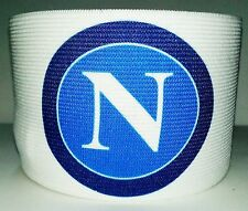 Napoli Captain Armband Fascia Capitano Brazalete Capitan Italy Italia