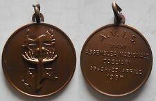 medaglia 31 assemblea nazionale AVIS Cagliari 1967 donatori sangue