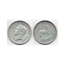 1951 Sud-Africa 5 chelines - Moneda plata