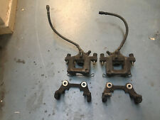 Mercedes C Class W204 w204 Brake rear calipers pair with hoses