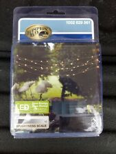 Solar 75-Light 25 ft. Integrated LED Copper Wire String Light FREE SHIPPING L303