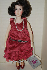 GRACE COOLIDGE Smithsonian Institute First Lady Doll by Suzanne Gibson (#S5689)