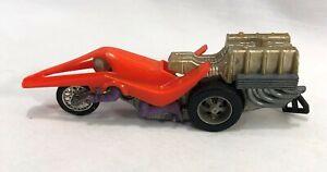 Hot Wheels Hot Shots Masked Bandit Purple Rider 1972 Mexico Redline Era