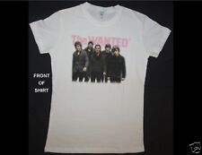 The Wanted Size Large White T-Shirt